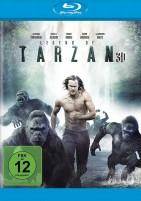 Legend of Tarzan 3D - Blu-ray 3D + 2D (Blu-ray)