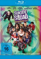 Suicide Squad - Extended Cut & Kinofassung (Blu-ray)