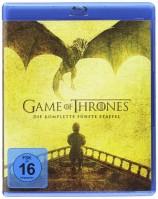 Game of Thrones - Staffel 05 / Neuauflage (Blu-ray)
