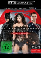 Batman v Superman: Dawn of Justice - 4K Ultra HD Blu-ray + Blu-ray / Ultimate Edition (4K Ultra HD)