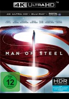 Man of Steel - 4K Ultra HD Blu-ray + Blu-ray (4K Ultra HD)