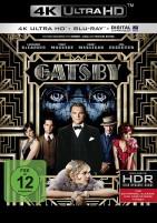 Der grosse Gatsby - 4K Ultra HD Blu-ray + Blu-ray (Ultra HD Blu-ray)