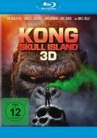 Kong: Skull Island - Blu-ray 3D (Blu-ray)