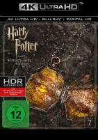 Harry Potter und die Heiligtümer des Todes: Teil 1 - 4K Ultra HD Blu-ray + Blu-ray (Ultra HD Blu-ray)
