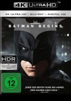 Batman Begins - 4K Ultra HD Blu-ray + Blu-ray (4K Ultra HD)