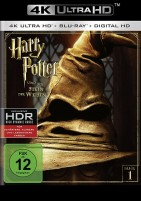 Harry Potter und der Stein der Weisen - 4K Ultra HD Blu-ray + Blu-ray (4K Ultra HD)