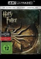 Harry Potter und die Kammer des Schreckens - 4K Ultra HD Blu-ray + Blu-ray (4K Ultra HD)