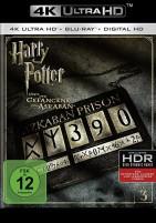 Harry Potter und der Gefangene von Askaban - 4K Ultra HD Blu-ray + Blu-ray (4K Ultra HD)