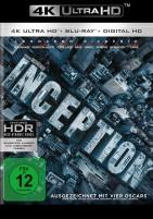 Inception - 4K Ultra HD Blu-ray + Blu-ray / Ultimate Collector's Edition (4K Ultra HD)