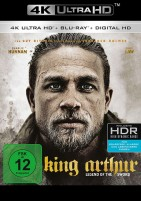 King Arthur - Legend of the Sword - 4K Ultra HD Blu-ray + Blu-ray (4K Ultra HD)