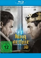 King Arthur - Legend of the Sword 3D - Blu-ray 3D (Blu-ray)