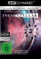 Interstellar - 4K Ultra HD Blu-ray + Blu-ray (4K Ultra HD)