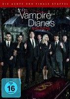 The Vampire Diaries - Staffel 8 (DVD)