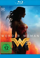 Wonder Woman - Blu-ray 3D (Blu-ray)
