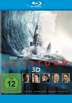 Geostorm 3D - Blu-ray 3D (Blu-ray)