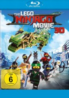 The Lego Ninjago Movie - Blu-ray 3D (Blu-ray)