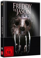 Freddy vs. Jason - Limited Mediabook (Blu-ray)