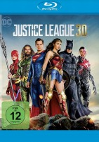 Justice League - Blu-ray 3D (Blu-ray)