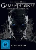 Game of Thrones - Staffel 07 / Neuauflage (DVD)