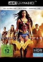 Wonder Woman - 4K Ultra HD Blu-ray / Remastered (4K Ultra HD)
