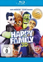 Happy Family - Blu-ray 3D (Blu-ray)