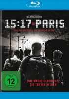 15:17 to Paris (Blu-ray)