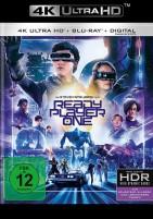 Ready Player One - 4K Ultra HD Blu-ray + Blu-ray (4K Ultra HD)