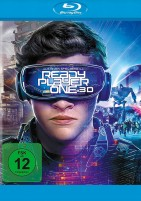 Ready Player One - Blu-ray 3D (Blu-ray)