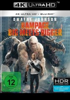Rampage - Big meets Bigger - 4K Ultra HD Blu-ray + Blu-ray (4K Ultra HD)