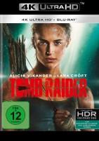 Tomb Raider - 4K Ultra HD Blu-ray + Blu-ray (4K Ultra HD)