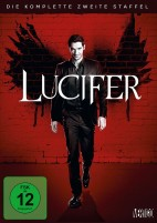 Lucifer - Staffel 02 (DVD)