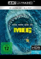 Meg - 4K Ultra HD Blu-ray + Blu-ray (4K Ultra HD)