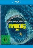 Meg - Blu-ray 3D (Blu-ray)