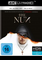 The Nun - 4K Ultra HD Blu-ray + Blu-ray (4K Ultra HD)