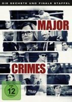 Major Crimes - Staffel 06 (DVD)