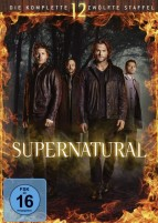 Supernatural - Season 12 (DVD)