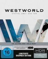 Westworld - Staffel 02 / 4K Ultra HD Blu-ray + Blu-ray (4K Ultra HD)