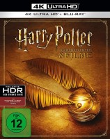 Harry Potter - 4K Ultra HD Blu-ray + Blu-ray / Complete Collection (4K Ultra HD)