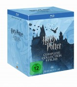 Harry Potter - Complete Collection / 2. Auflage (Blu-ray)