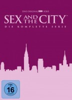 Sex and the City - Die komplette Serie (DVD)