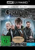 Phantastische Tierwesen: Grindelwalds Verbrechen - 4K Ultra HD Blu-ray + Blu-ray / Kinofassung & Extended Cut (4K Ultra HD)