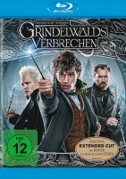 Phantastische Tierwesen: Grindelwalds Verbrechen - Kinofassung & Extended Cut (Blu-ray)