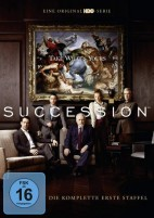 Succession - Staffel 01 (DVD)
