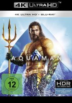 Aquaman - 4K Ultra HD Blu-ray + Blu-ray (4K Ultra HD)