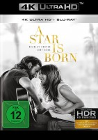 A Star Is Born - 4K Ultra HD Blu-ray + Blu-ray (4K Ultra HD)