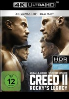 Creed II - Rocky's Legacy - 4K Ultra HD Blu-ray + Blu-ray (4K Ultra HD)
