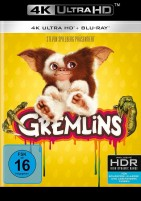 Gremlins - Kleine Monster - 4K Ultra HD Blu-ray + Blu-ray (4K Ultra HD)