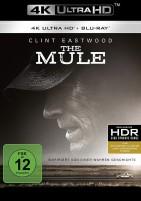 The Mule - 4K Ultra HD Blu-ray + Blu-ray (4K Ultra HD)