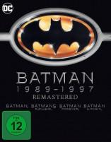 Batman 1-4 - Remastered (Blu-ray)