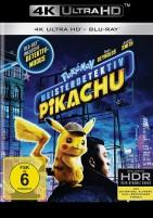 Pokémon Meisterdetektiv Pikachu - 4K Ultra HD Blu-ray + Blu-ray (4K Ultra HD)